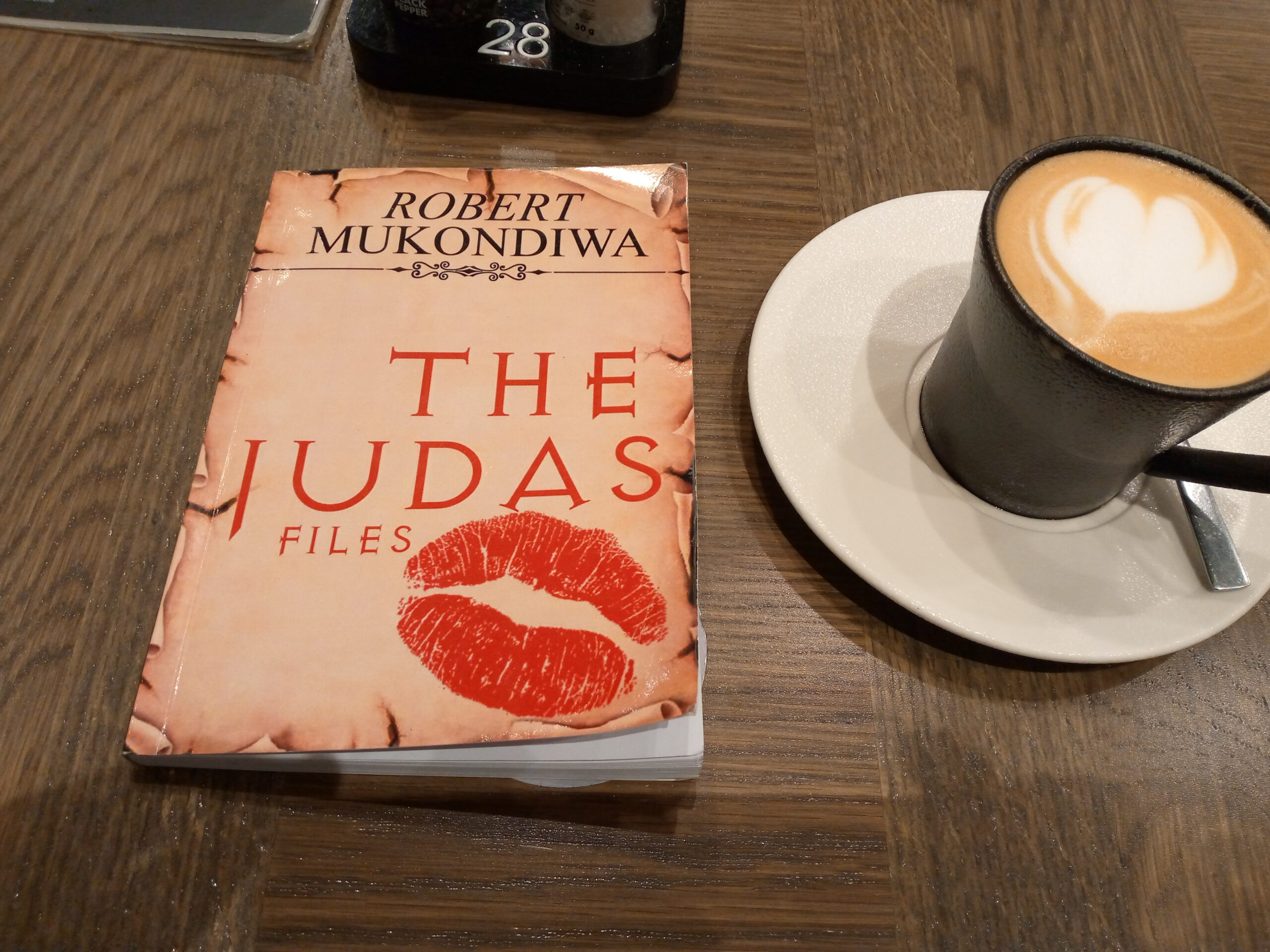Bob Mukondiwa's, The Judas Files: Book Review
